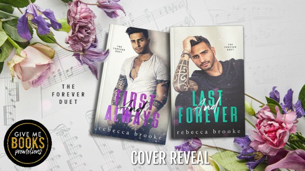 The Forever Duet cover reveal banner