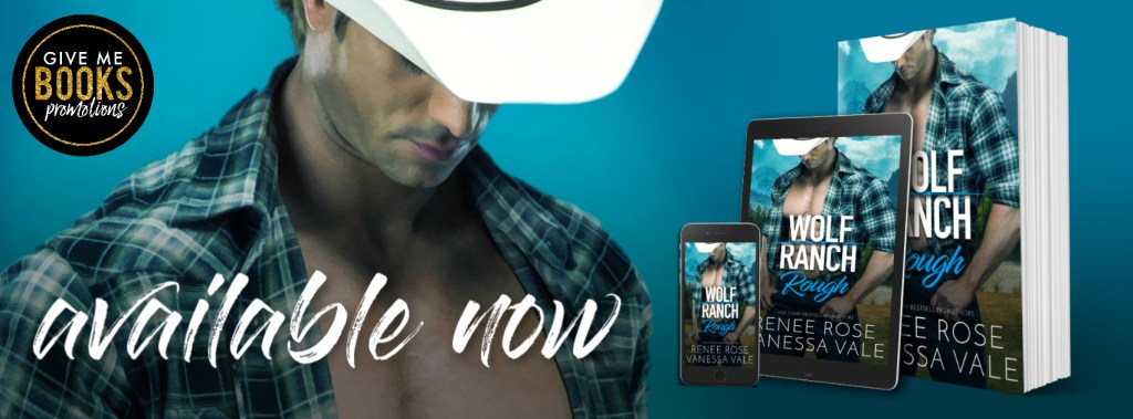 Wolf Ranch: ROUGH available now banner