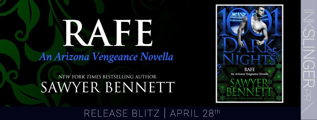 Rafe  An Arizona Vengeance novella release blitz banner