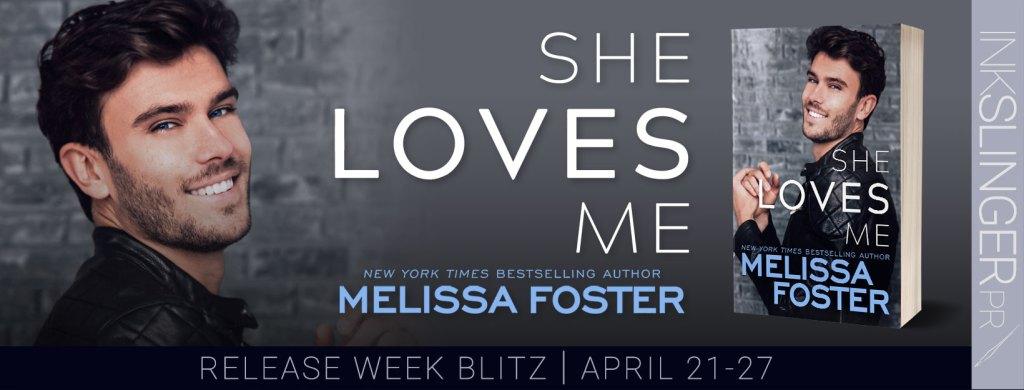 She Loves Me release week blitz banner