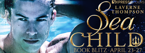 Sea Child book blitz banner