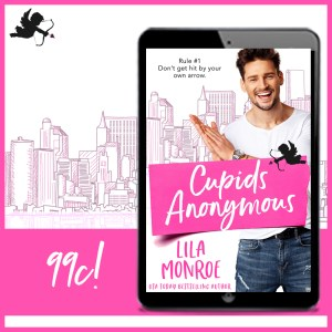 Cupid's Anonymous on sale for 99 cents