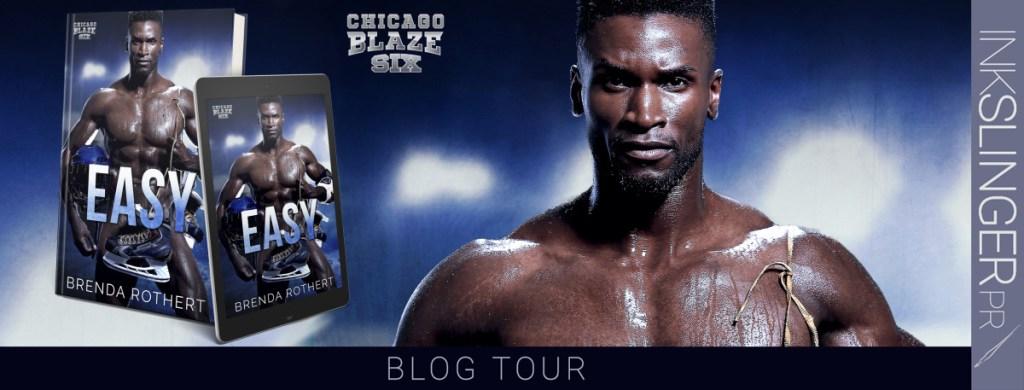 Easy blog tour banner