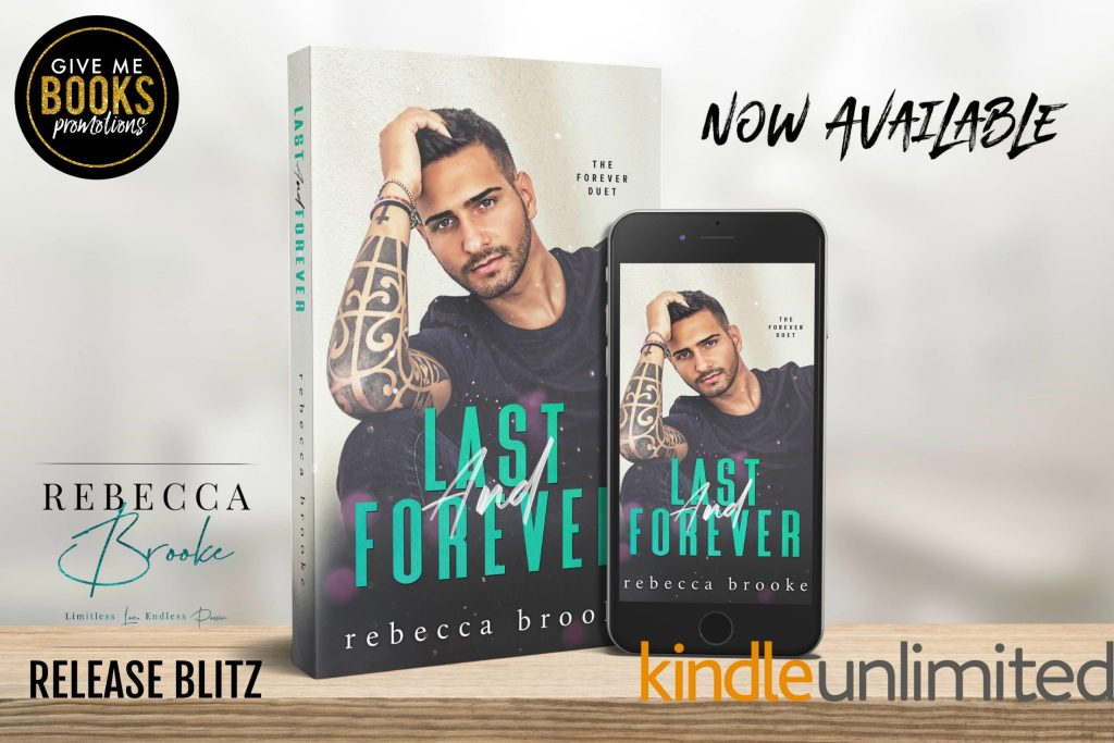 Last and Forever now available banner