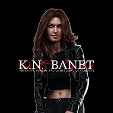 K.N. Banet author graphic