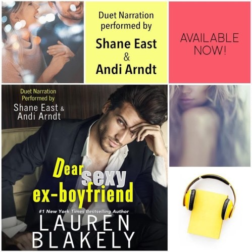Duet narration of DEAR SEXY EX-BOYFRIEND performed by Shane East and Andi Arndt Available now!