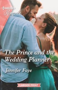 The Prince and the Wedding Planner cover