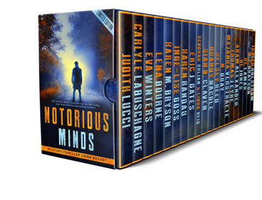 Notorious Minds boxset graphic