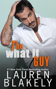 The What If Guy cover