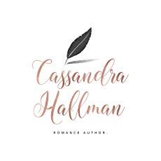 Cassandra Hallman author graphic