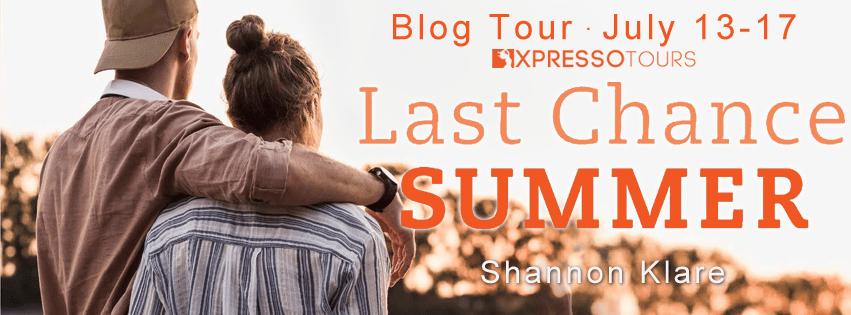 Last Chance Summer tour banner
