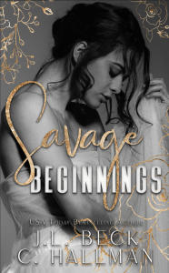 Savage Beginnings cover