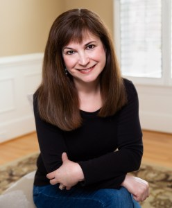 Ginny Baird author photo
