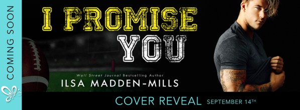 I promise you cover reveal banner