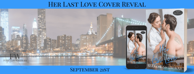 Her Last Love cover reveal banner