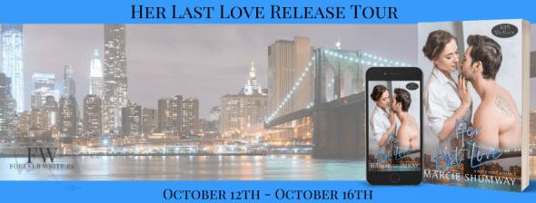 Her Last Love tour banner