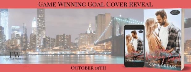 Game Winning Goal cover reveal banner