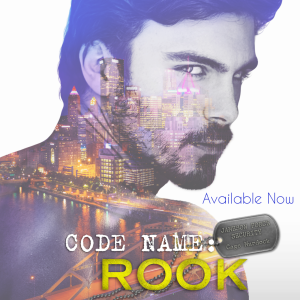 Code Name: Rook available now graphic