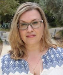 Mikki Daughtry author photo