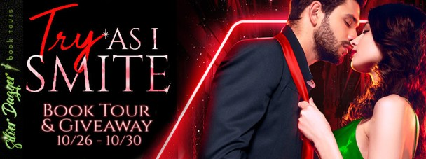 Try As I Smite book tour and giveaway banner