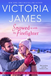 Snowed in with the Firefighter cover