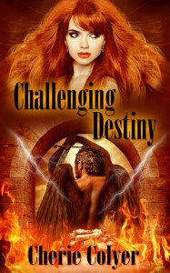 Challenging Destiny cover