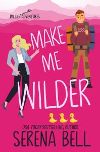 Make Me Wilder cover