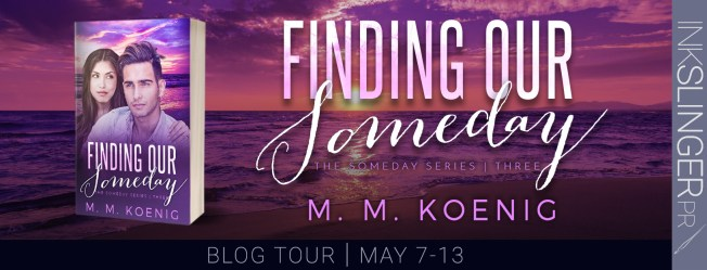 Finding Our Someday blog tour banner