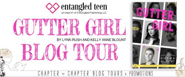 Gutter Girl blog tour banner