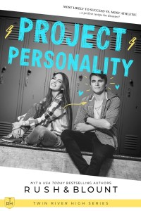 Project Personality cover