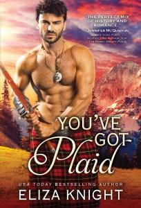 You've Got Plaid cover