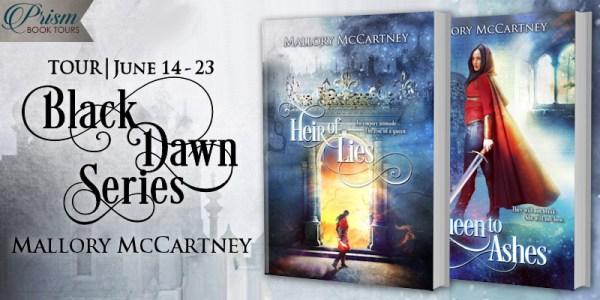Black Dawn series tour banner