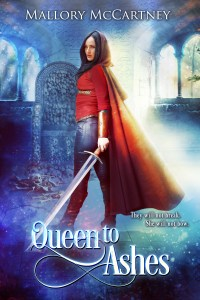 Queen to Ashes cover