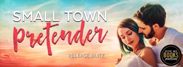 Small Town Pretender release blitz banner