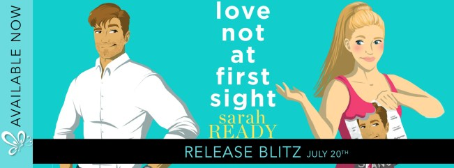 Love Not at First sight release blitz banner