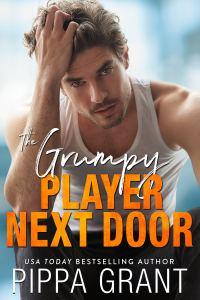 The Grumpy Player Next Door cover