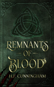 Remnants of Blood cover