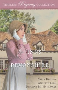 The Inns of Devonshire cover