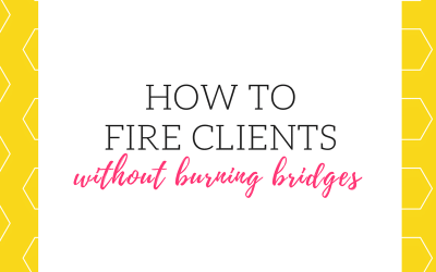 How to Fire Clients