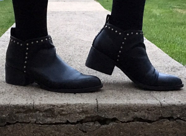 Studded H&M Booties