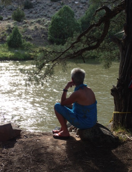 Becky by the Rio Chama-2