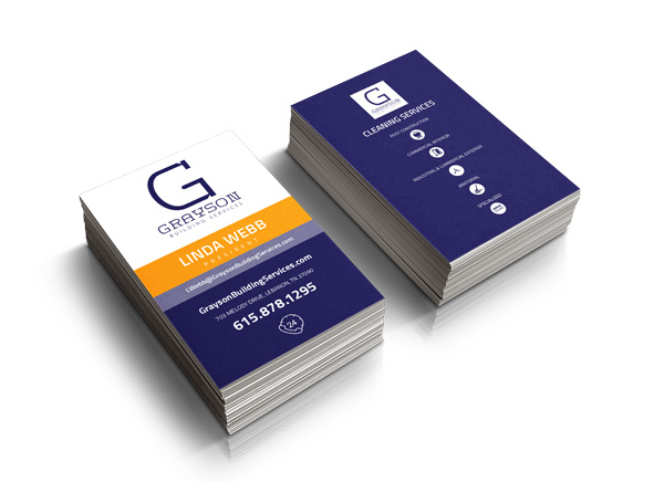 Business Cards for Service Business