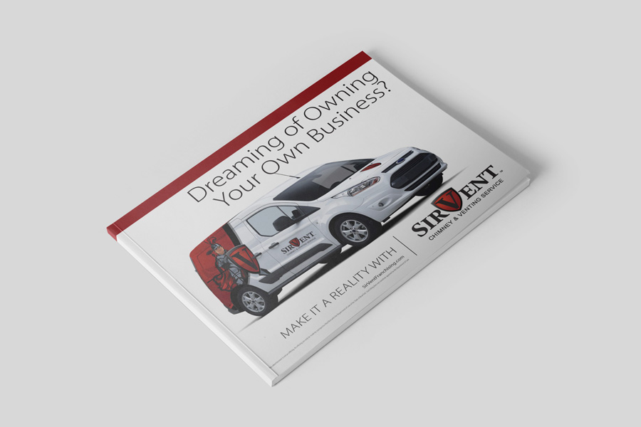SirVent Franchise Marketing Brochure