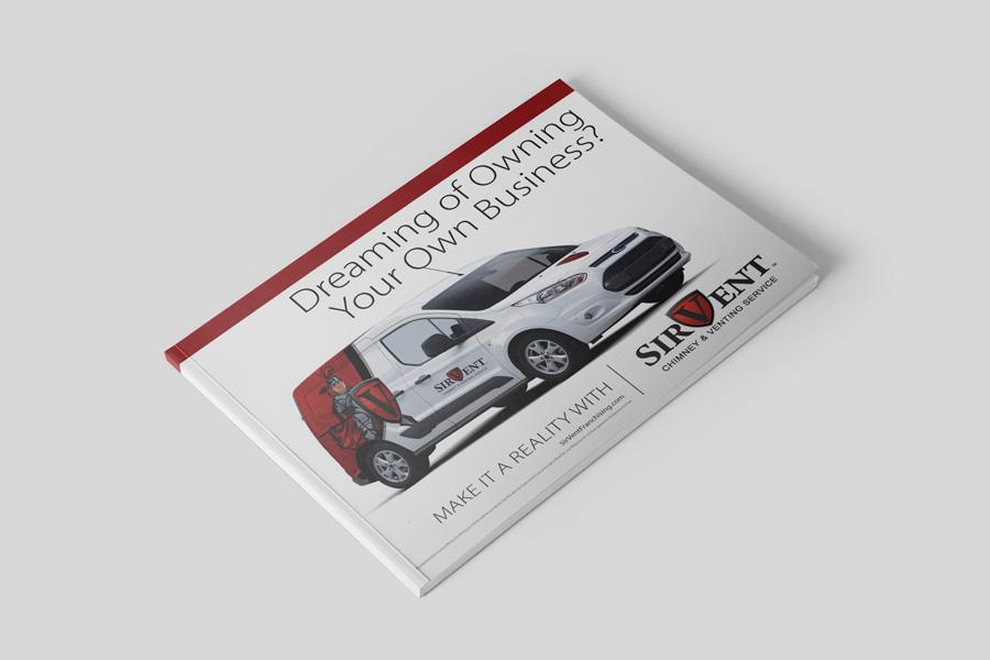 SirVent Franchise Marketing Brochure