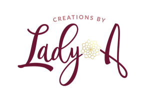 Creations by Lady A Logo
