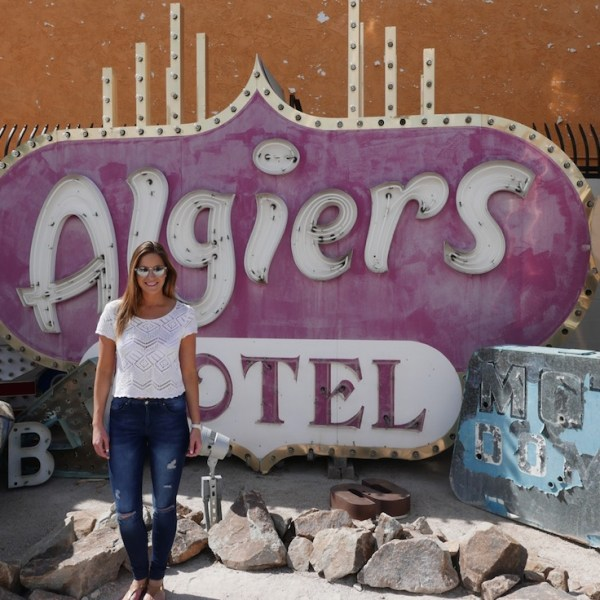 Going Downtown in Las Vegas to the Neon Museum