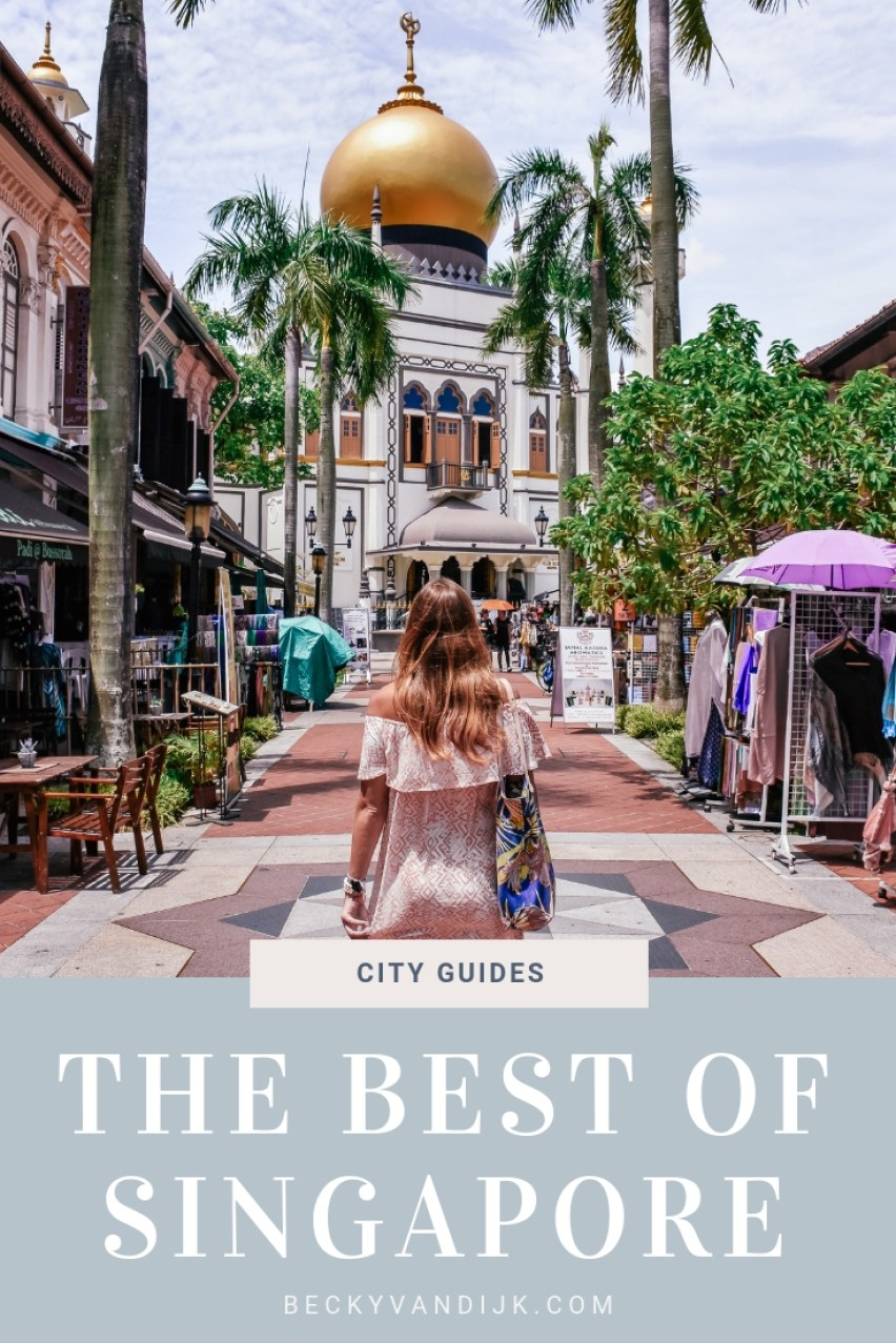 CITY GUIDES THE BEST OF SINGAPORE