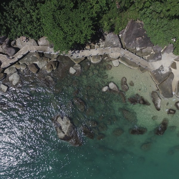 Your Own Private Beach At The Independence Hotel In Sihanoukville