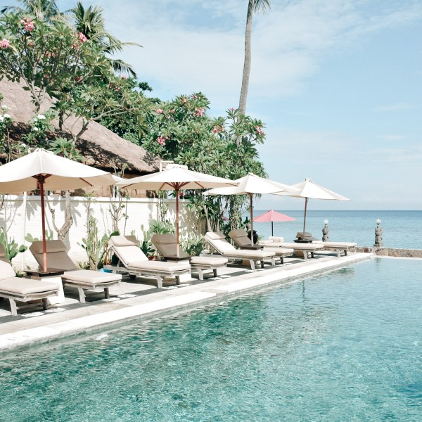 A Senggigi Beachfront Getaway At Puri Mas Resort In Lombok