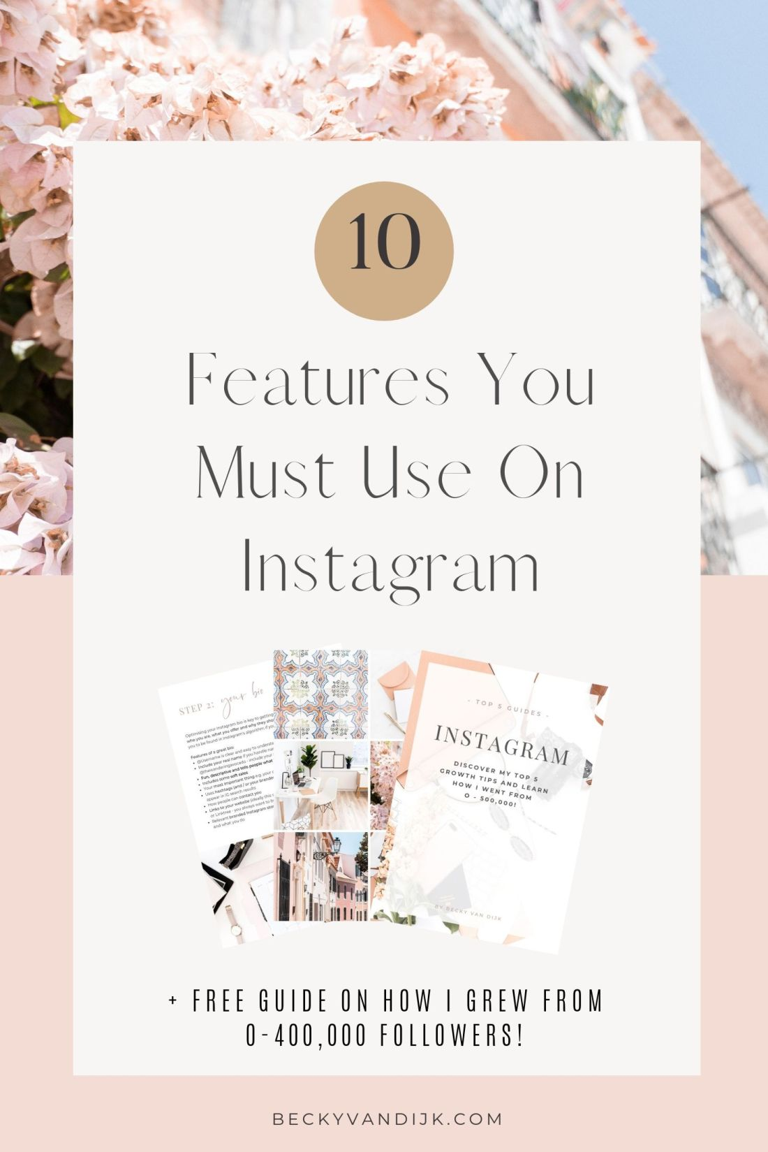 10 Instagram Features You Aren't Using - But Should! - Becky